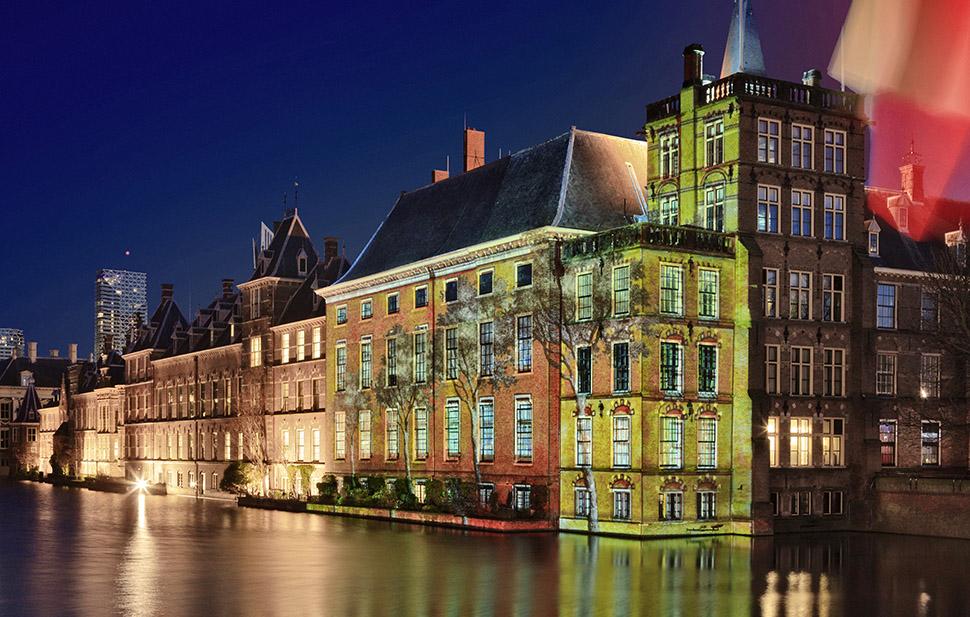 Starring The Hague – Binnenhof