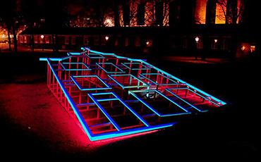 Light / House – Amsterdam Light Festival