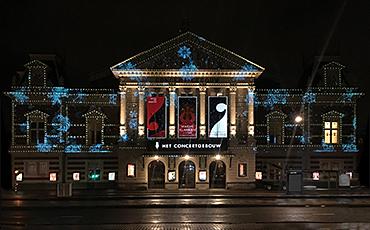 Concertgebouw Winterlichtjes